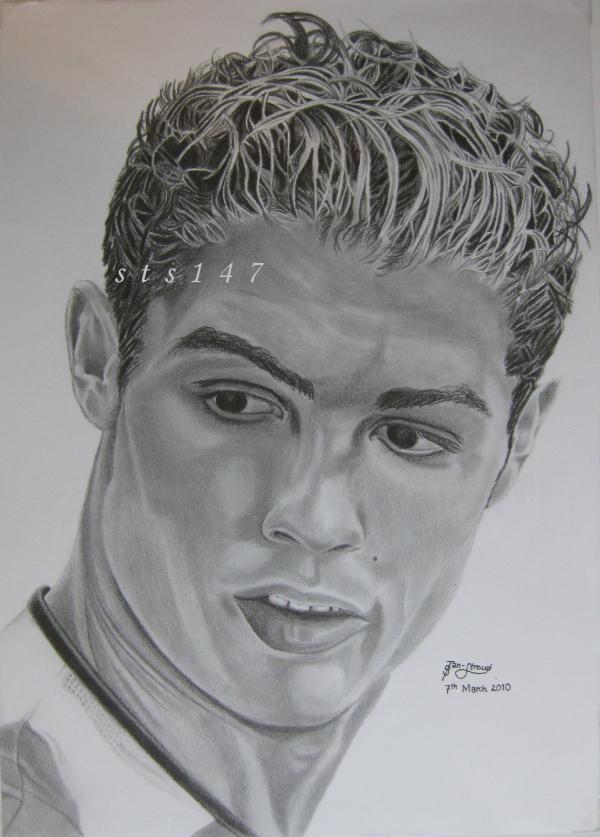 Cristiano Ronaldo por sts147